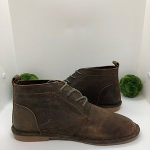 TUCKER + TATE Leather Oxford style Shoes Sz 6